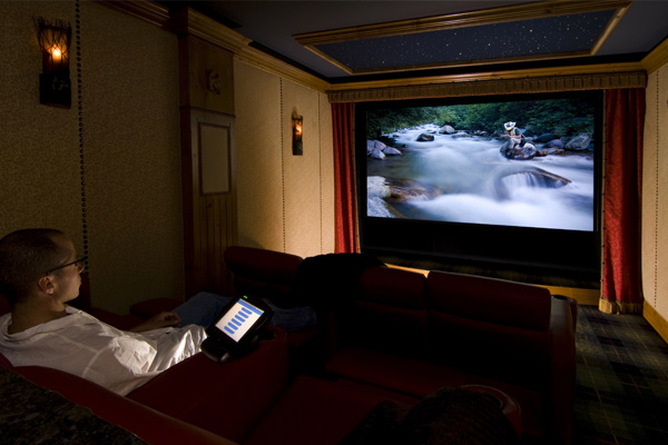Home cinema by tecport