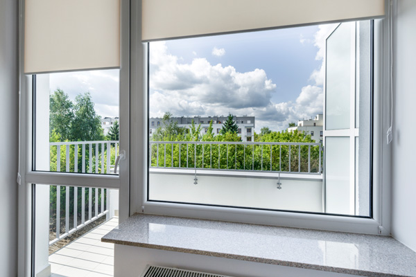 Motorised Shading by tecport